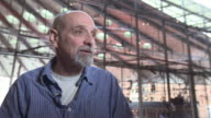 INTERVIEW Eric Schlosser on nuclear weapons being symbols of power for governments at Berlin Film Festival 'The Bomb ' Interviews at Berlinale Palast...