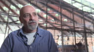 INTERVIEW Eric Schlosser on working across different media at Berlin Film Festival 'The Bomb ' Interviews at Berlinale Palast on February 11 2017 in...