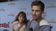 INTERVIEW Eric Winter on being a part of the event his family's favorite Disney character how he's spending the holidays at Disney On Ice Presents...