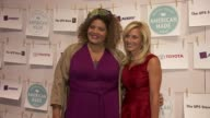 Erika Allen and Lisa Gersh at Martha Stewart Transforms Grand Central Terminal Into Multimedia Celebration of American Artists Artisans and...