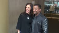 Erin Gray and Alfonso Ribeiro at NBC Studios Erin Gray and Alfonso Ribeiro at NBC Studios on May 29 2013 in New York New York