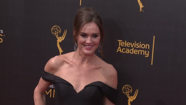 Erinn Hayes at 2016 Creative Arts Emmy Awards Day 2 in Los Angeles CA