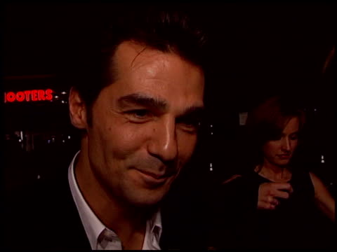 erol sander at the 'Alexander' Premiere at Grauman's Chinese Theatre in Hollywood California on November 16 2004