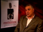 Errol Morris on his interest in war photos and how 'Standard Operating Procedure' take a different take on the Abu Ghraib photos at the 'Standard...