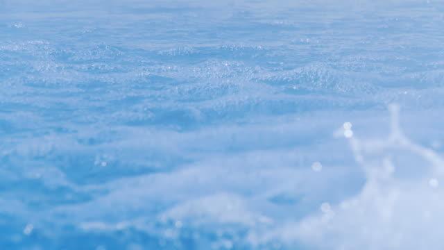 HD SLOW MOTION: Erupting Water In Whirlpool