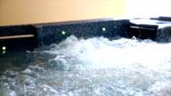 Erupting Water