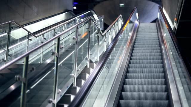 Escalator + Audio