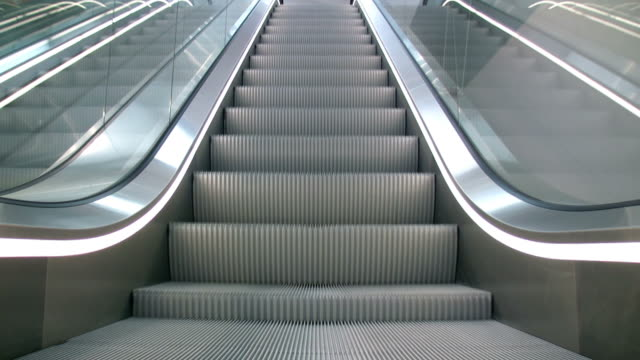 Escalator 'seamless loop' HD