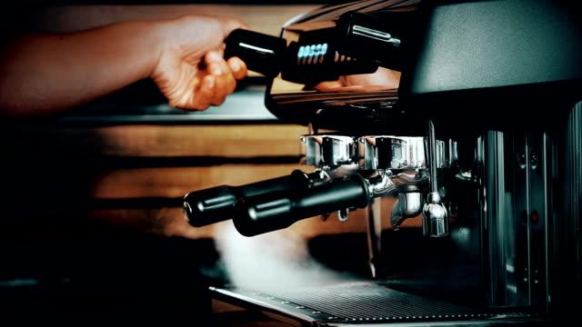 Macchina per caffè Espresso un buon caffè