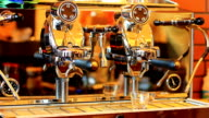 Espresso time lapse