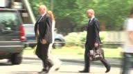 Arrivals ENGLAND Essex Basildon Crown Court EXT Ian Maguire arriving at court