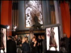 Establishing at the 'Blade II' Premiere at Grauman's Chinese Theatre in Hollywood California on March 21 2002
