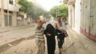 Este domingo ha sido el dia mas mortifero desde que comenzo la ofensiva israeli en la Franja de Gaza