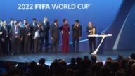 FIFA ethics chief Hans Joachim Eckert will make a public statement Thursday over the inquiry into the controversies plaguing the bidding processes...