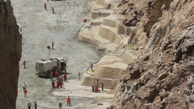 Ethiopia is making progress on the construction of its Grand Renaissance dam project on the Nile river CLEAN Ethiopia making progress with Grand...