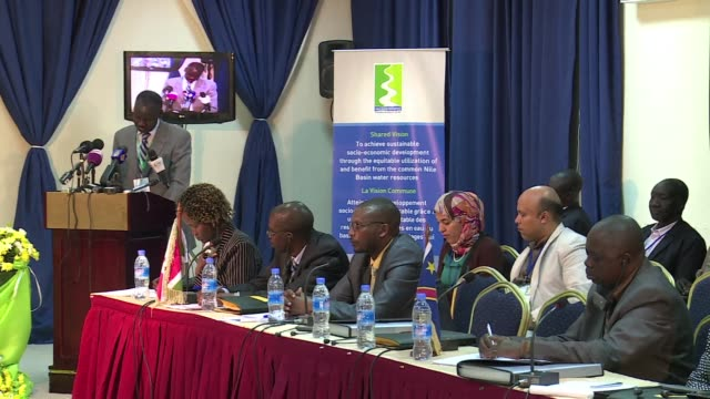 Ethiopia used a regional meeting Thursday aimed to promote cooperation over the Nile river to urge other nations to ratify a controversial water deal...