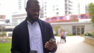 Ethnic British businessperson