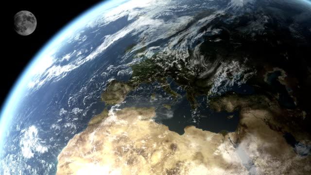 Europe (High Detail)