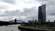 ECB, EZB, European Central Bank, Frankfurt