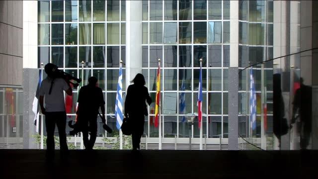 European Parliament Building 5, Brussels