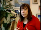 European Space Agency mission to land probe on comet ITN London Heather Couper interview SOT