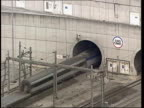 board voted out by angry shareholders ITN GENERICS VIEW freight train into tunnel