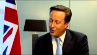 European Union summit David Cameron interviews David Cameron interview SOT [on how the night unfolded] The point is it wasn't a bluff I came here to...