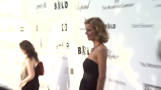 Eva Herzigova at the Cannes amfAR's Cinema Against AIDS 2008 arrivals in Cannes on May 22 2008