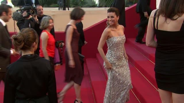 Eva Longoria at the Tournee Red Carpet Cannes Film Festival 2010 at Cannes