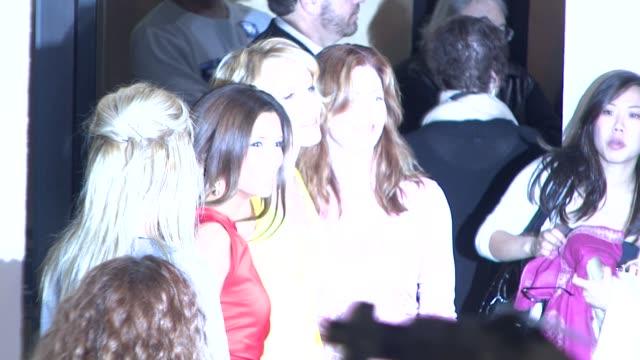 Eva Longoria Parker Felicity Huffman Dana Delany at the 'Phoebe in Wonderland' Special Screening at Los Angeles CA