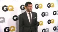 Evan Lysacek at GQ Men Of The Year Party in Los Angeles CA on 11/12/13