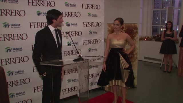 Evan Lysacek on his inspiration for the dress design and the explanation of the dress and how it was created at the Ferrero Chocolates and Evan...