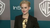 Evan Rachel Wood at 13th Annual Warner Bros And InStyle Golden Globe AfterParty on 1/15/2012 in Beverly Hills CA