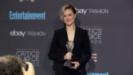 Evan Rachel Wood at 22nd Annual Critics' Choice Awards in Los Angeles CA