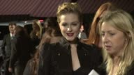 Evan Rachel Wood at the The Ides of March American Express Gala Premiere 55th BFI London Film Festival at London England