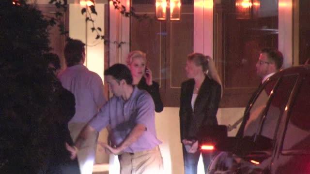 Evan Rachel Wood leaving Sunset Tower Hotel in West Hollywood