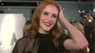 Evan Rachel Wood on her character doing more comedies at the 'Whatever Works' Premiere at West Hollywood CA
