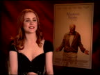 Evan Rachel Wood on the appeal of the film at the 'Whatever Works' Junket at Beverly Hills CA