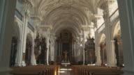 MS TD Evangelical church of City / Friedrichshafen, Baden Wuerttemberg, Germany