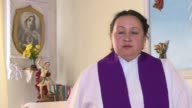 Even though they are rejected by the Vatican four Colombian women have been ordained priests by a fringe group demanding religious gender equality...