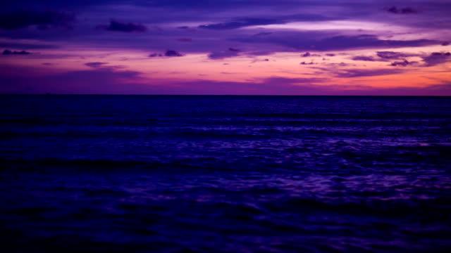 Meer am Abend