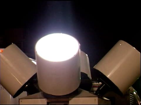 Event Sky Tracker Searchlights