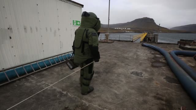 Every year Iceland hosts 'Northern Challenge' an exercise that brings together the bomb disposal community to share expertise and knowhow Teams from...