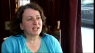 Evidence that antidepressants are overprescribed Central London Marion Janner interview SOT