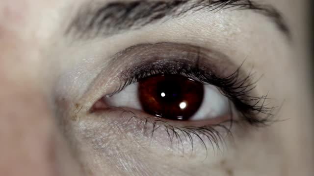 Evil Eye Transofrmation. HD