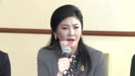 Ex premier Yingluck Shinawatra fails to show at a court date that could have seen her jailed