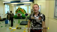 Ex soldiers to carry out military style training in schools ENGLAND Manchester Fallowfield / London GIR INT Mike Hamilton LIVE 2WAY interview on...