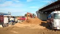 Excavator Arbeiten