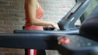executive woman exercise in fitness