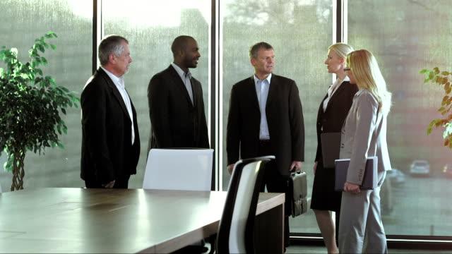 LS Executives Having A Conversation